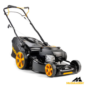 "McCulloch 150cc 21"" (53cm) Self Propelled Petrol Lawn Mower - Model M53-150WRP"