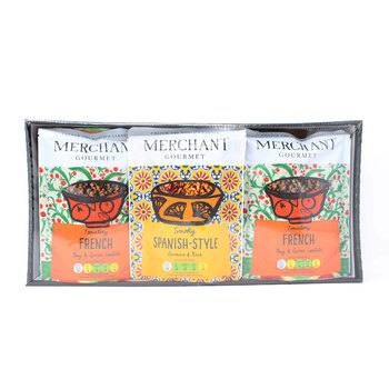 Merchant Gourmet Spanish and French Grains & Lentils Variety Pack, 6 x 250g
