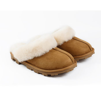 Kirkland Signature Women's Shearling Slippers in 2 colours and 5 sizes