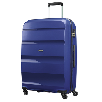 American Tourister Bon Air Large Hardside Spinner Case in Navy