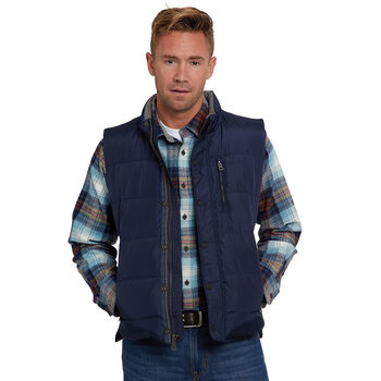 Orvis Men's Down Vest in 3 Colours and 4 Sizes