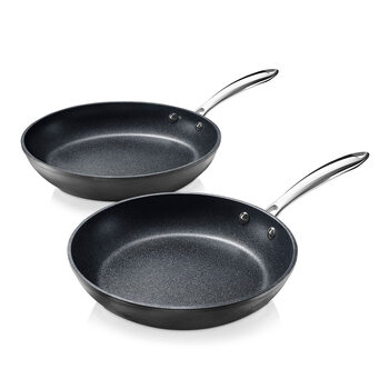 Gotham Steel Pro Granitestone Diamond Frying Pans, 2 pack