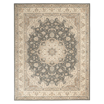 Living Treasures Jasmine Medallion Rug in 2 Sizes