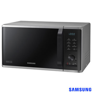 Samsung MS23K3515AS/EU, 23L Solo Microwave  in Silver
