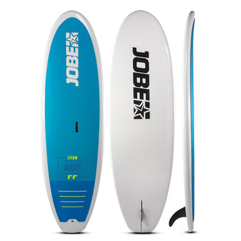 "Jobe Titan Aras 8ft. 6"" (259.8cm) Paddle Board with Paddle"