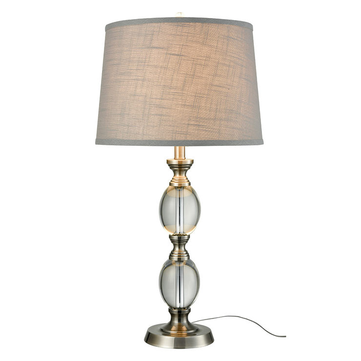 Bridgeport Designs Crystal Table Lamp 2 Pack Costco Uk
