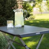 """2.5ft Carry Handle Home Office Furniture Black Personal Commercial Table 30/"""""""