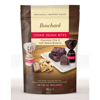 Bouchard Cookie Dough Bites, 462g