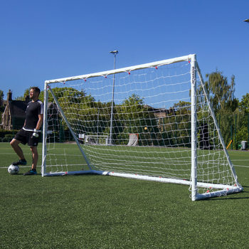 QUICKPLAY Q-Fold 12 x 6ft (366 x 183cm) Folding Football Goal
