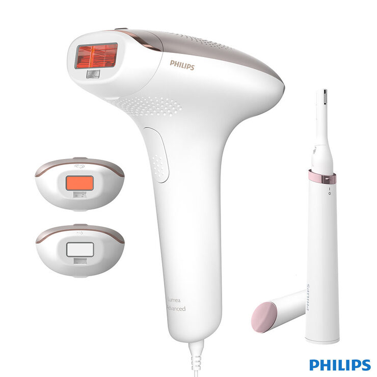 Philips Lumea Advanced Corded Ipl Hair Removal Device For Hair