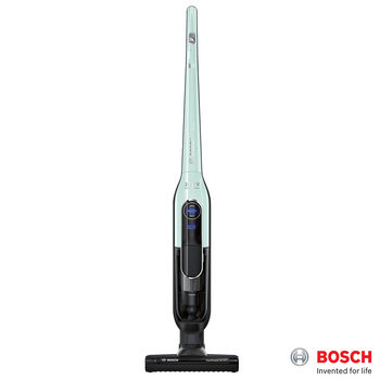 Bosch Upright Cordless Vacuum Cleaner Pastel Turquoise BCH62562GB