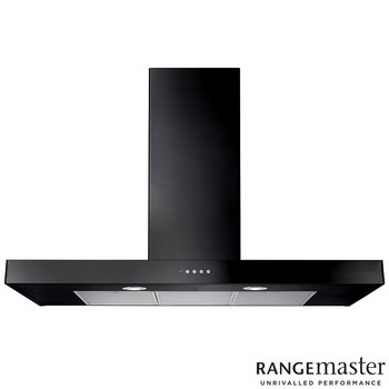Rangemaster Professional 90cm Integrated Cooker Hood in 3 Colours
