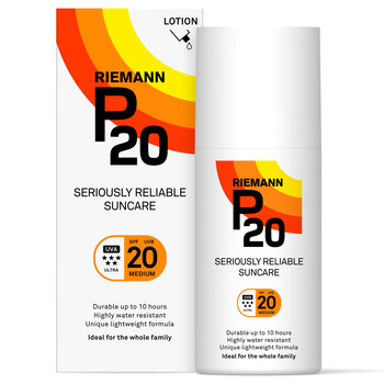 Riemann P20 SPF20 Sun Protection Lotion, 200ml
