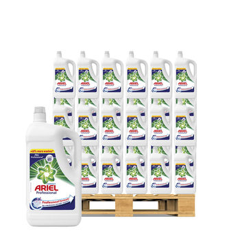 Ariel Laundry Liquid, 130 Wash Pallet Deal (135 Units)
