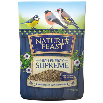 Nature's Feast High Energy Supreme Seed Blend, 12.75kg