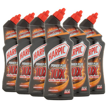 Harpic Power Plus, 6 x 750ml