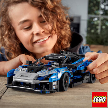 LEGO Technic McLaren Senna GTR - Model 42123 (10+ Years)