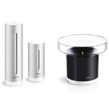 Netatmo Weather Station with Rain Gauge