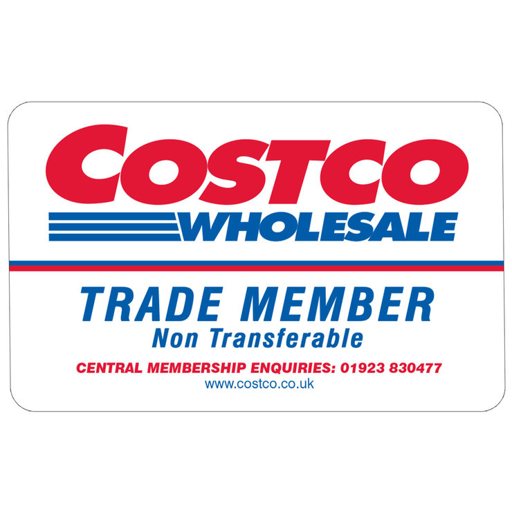 Warehouse Trade Membership (Business) | Costco UK