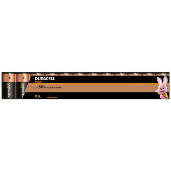 Duracell Plus Power D Batteries - 12 Pack