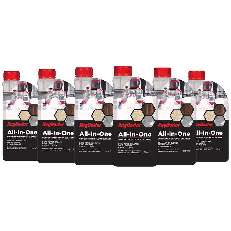 Rug Doctor Flexclean 6 X 1l Detergent Costco Uk