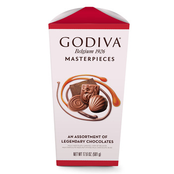 Godiva Masterpieces Assortment, 501g
