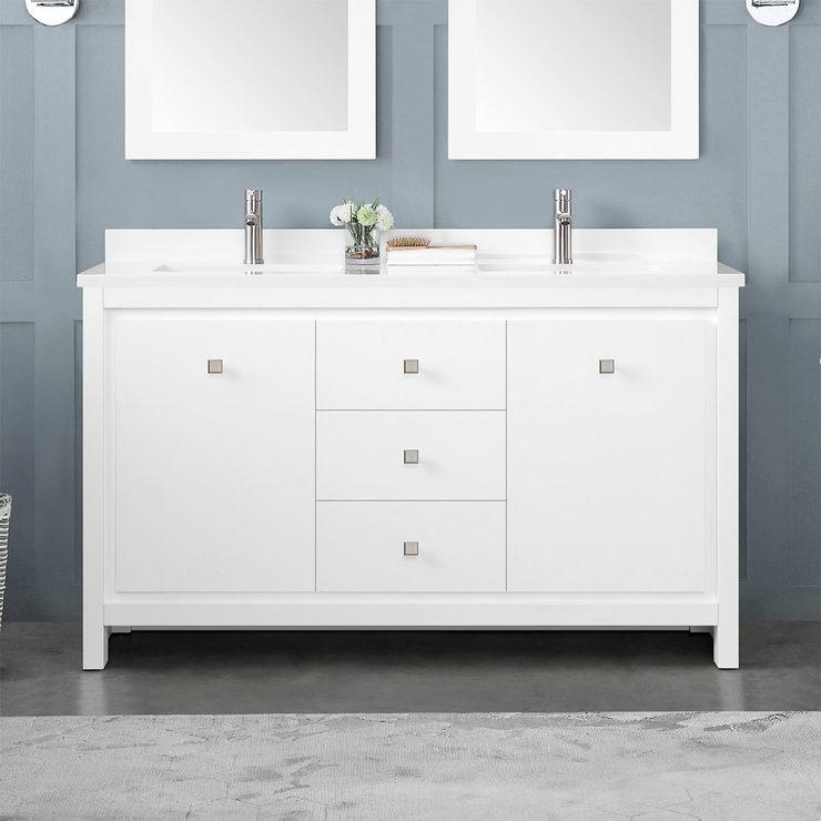 Ove Decors Oxford 150cm Dual Vanity Basin Unit Costco Uk