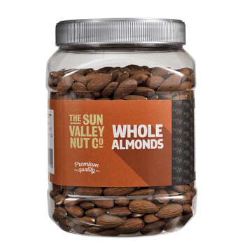 Sun Valley Whole Almonds, 1.13kg