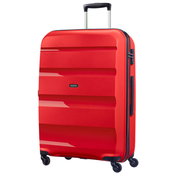 American Tourister Bon Air 75cm Large Hardside Spinner Case, Red