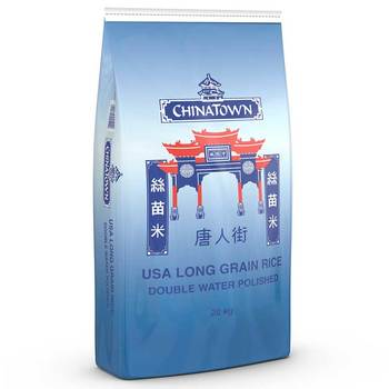 Chinatown USA Long Grain Rice, 20kg
