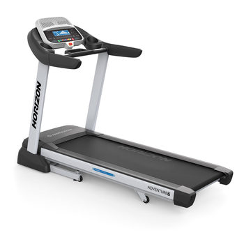Installed Horizon Fitness Adventure ViewFit Treadmill