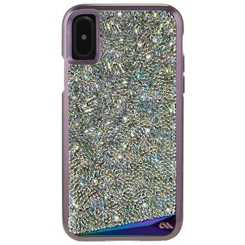 Case-Mate Brilliance Tough Case for iPhone X in Iridescent
