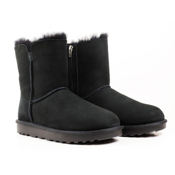 Kirkland Signature Women's Shearling Boot with Zip in 3 colours and 5 sizes