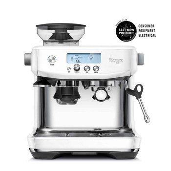 Sage Barista Pro Bean To Cup Coffee Machine in Sea Salt SES878SST