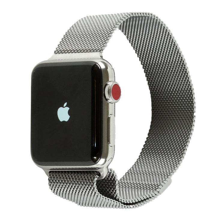 Apple Watch Series 3 Mr1n2ba Gps Cellular 38mm Stainless Steel