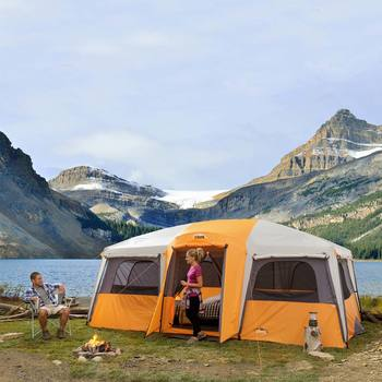 Camp Valley Core 12 Person Cabin Tent