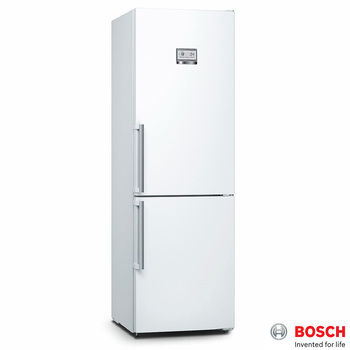 Bosch KGN36AW35G, Fridge Freezer A+ Rating in White