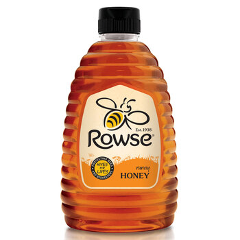 Rowse Clear Squeezy Honey, 1.36kg