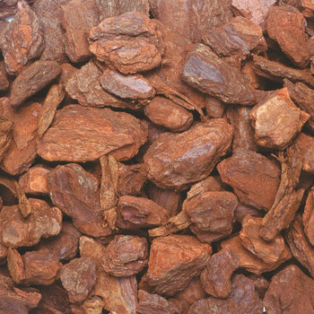Bord Na Móna Growise  Pine Bark Nuggets 45 x 70 Litre Bags - Pallet Deal