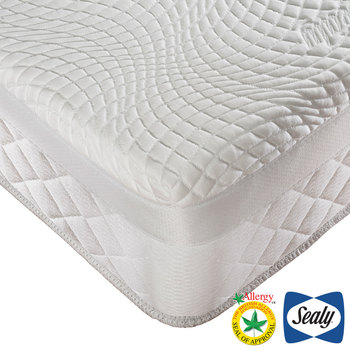 Sealy Posturepedic Innerspring Geltex Mattress in 4 Sizes