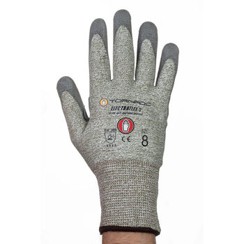 Tornado Electroflex 5 FTR Cut-Resistant Safety Gloves - 10 Pairs in 3 Sizes
