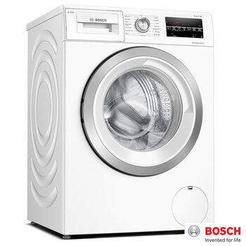 Bosch WAU28S80GB, 8kg, 1400rpm Washing Machine, A+++ Rating in White