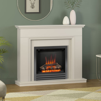 Be Modern Berkley Electric Fireplace Suite, 2Kw