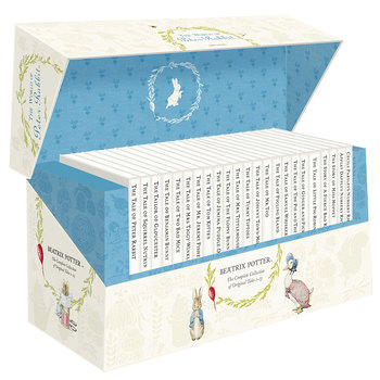 World of Peter Rabbit 23 Book Boxset, Beatrix Potter