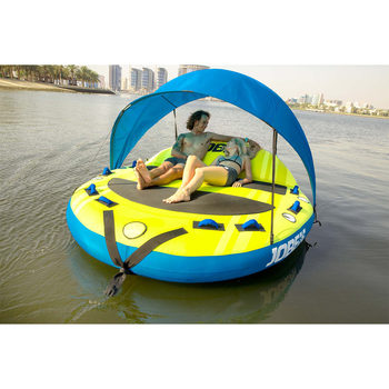 "Jobe Sea-Esta 8ft 8"" (268 cm) Inflatable 3 Person Towable"