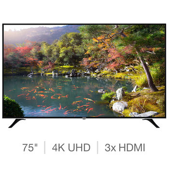Toshiba 75U6763DB 4K Ultra HD Smart TV