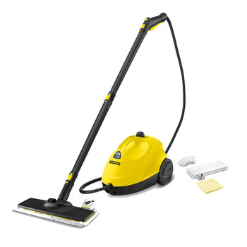 Karcher SC2 EasyFix Steam Cleaner & MiroFibre Kitchen Set