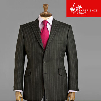 Virgin Experience Days Savile Row Premium Tailoring Experience for One Person