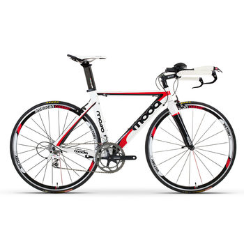 Moda Mossa Aero Alloy Road Bike in 3 Sizes
