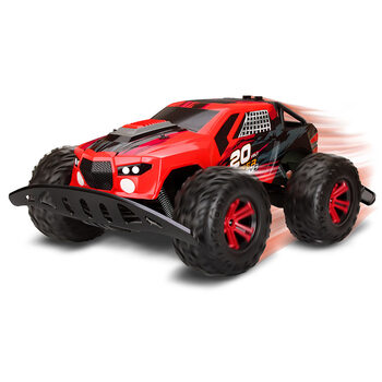 10 Inch (25 cm) 20V Big Wheel Remote Control Monster Truck (8+ Years)
